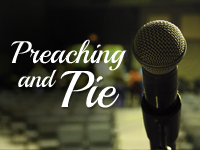 preaching_and_pie