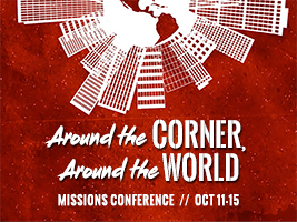 Missions Conference Banner 2017